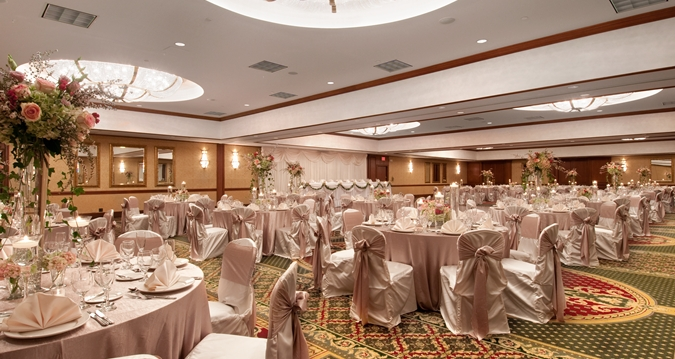 Hilton Hotel Croydon Weddings