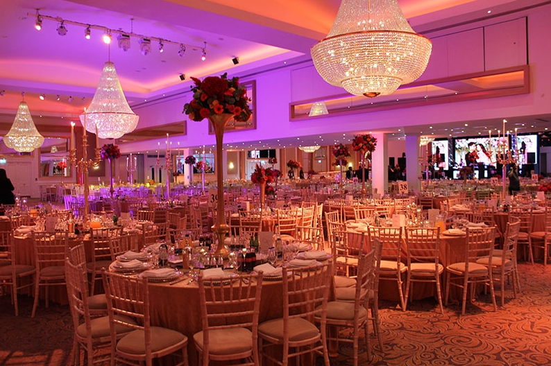 Luxury Wedding and Events Venue | Meridian Grand | Indian
