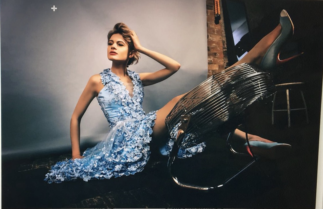 Couture Dress Designer | April Banbury | Indian / Asian Wedding ...
