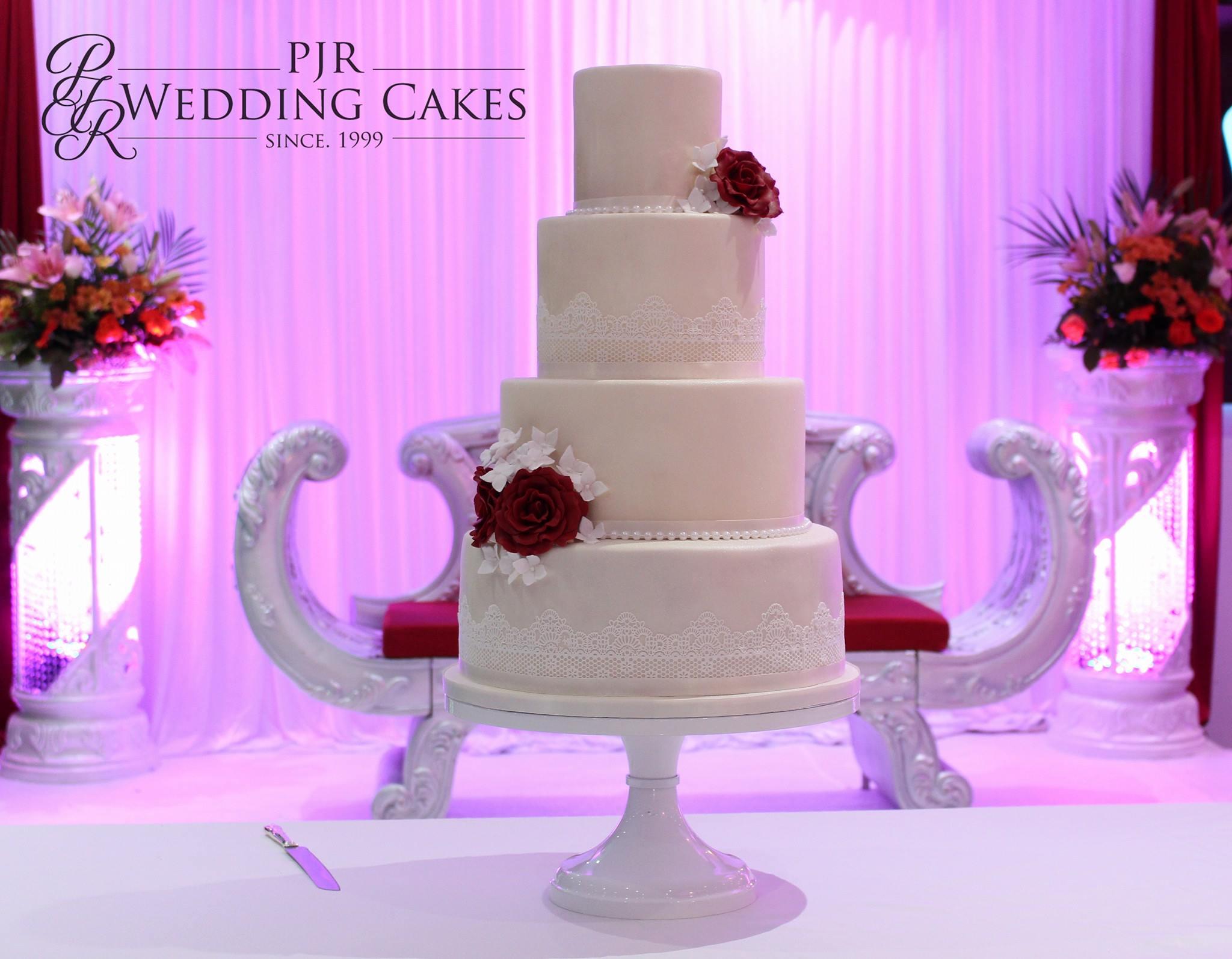 Pjr Wedding Cakes
