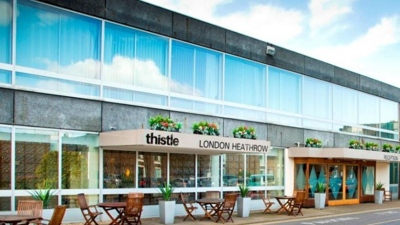 Thistle Hotel Heathrow T5