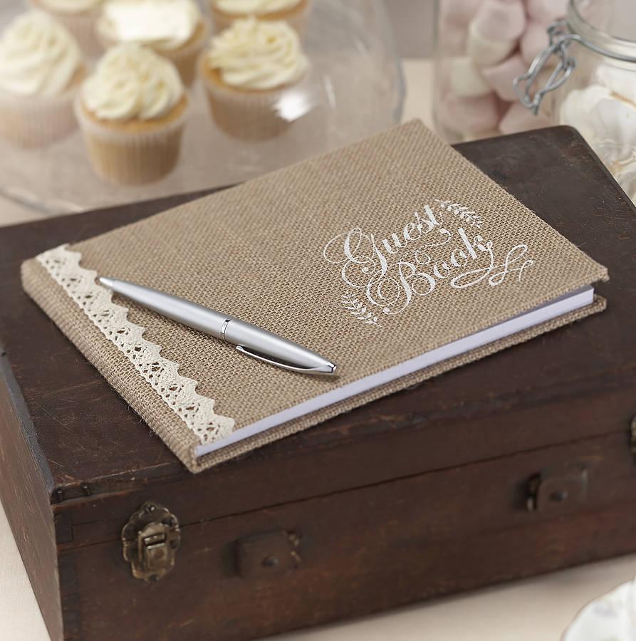 wedding guest book maharaja