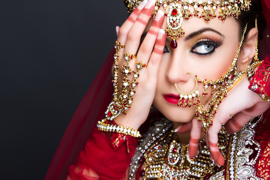 I Bridal Mehndi Jewellery : How to choose perfect bridal jewellery for your wedding maharaja