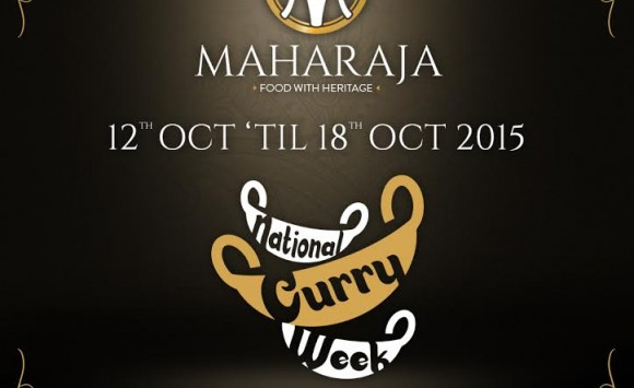National Curry Week: Maharaja Chefs Get Fiery