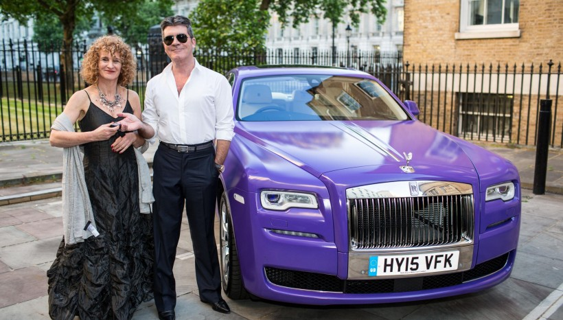 Rolls Royce Donate Asian Wedding Car To Children's Hospice