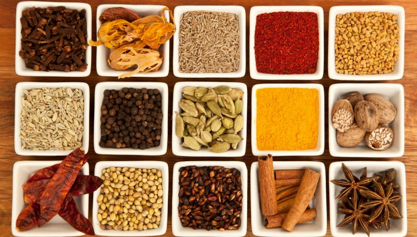5 facts about Indian food