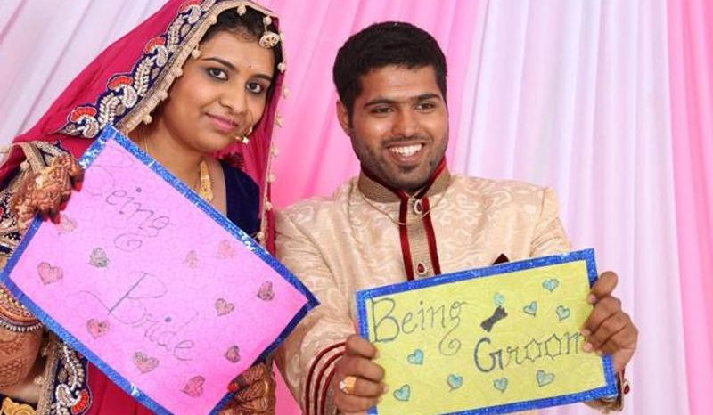 Indian couples are selling tickets to their wedding