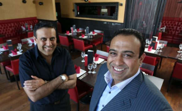 "Nottingham curry house owners make the ""Kings of Curry"" list"