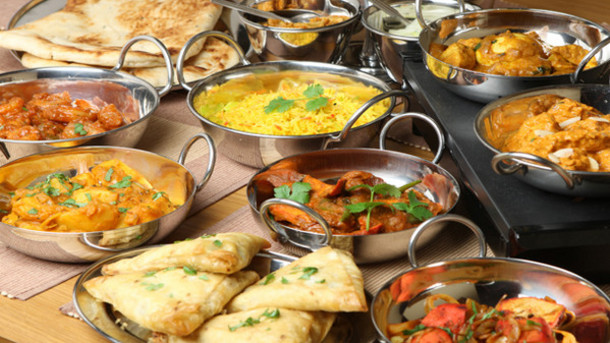 Indian food voted Reading's first choice