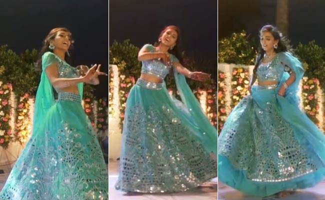 Indian Bride takes YouTube by storm with 17-minute dance