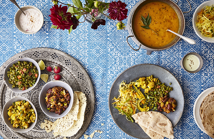 Top tips for healthy Indian cooking